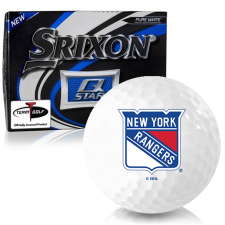 Srixon Q-Star New York Rangers Golf Balls