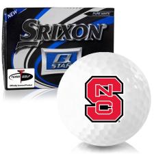 Srixon Q-Star North Carolina State Wolfpack Golf Balls