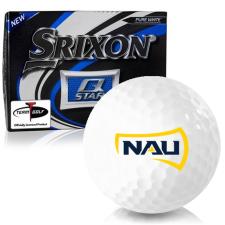 Srixon Q-Star Northern Arizona Lumberjacks Golf Balls