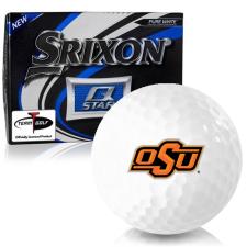 Srixon Q-Star Oklahoma State Cowboys Golf Balls
