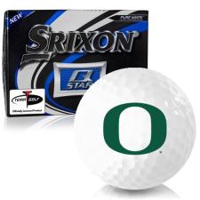 Srixon Q-Star Oregon Ducks Golf Balls