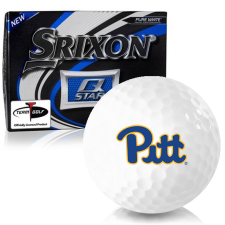 Srixon Q-Star Pittsburgh Panthers Golf Balls