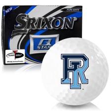 Srixon Q-Star Rhode Island Rams Golf Balls