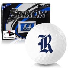 Srixon Q-Star Rice Owls Golf Balls