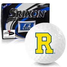 Srixon Q-Star Rochester Yellowjackets Golf Balls
