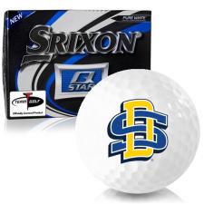 Srixon Q-Star South Dakota State Golf Balls