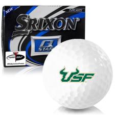 Srixon Q-Star South Florida Bulls Golf Balls