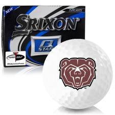 Srixon Q-Star Southwest Missouri State Bears Golf Balls