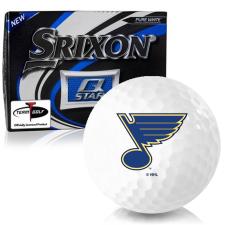 Srixon Q-Star St. Louis Blues Golf Balls