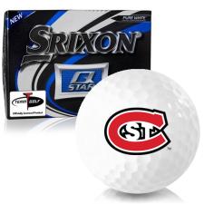 Srixon Q-Star St. Cloud State Huskies Golf Balls