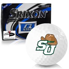 Srixon Q-Star Stetson Hatters Golf Balls