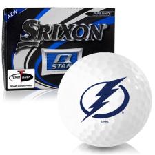 Srixon Q-Star Tampa Bay Lightning Golf Balls