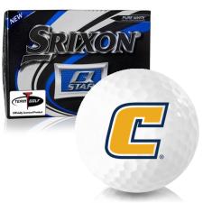 Srixon Q-Star Tennessee Chattanooga Mocs Golf Balls