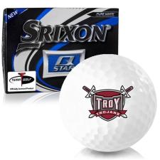 Srixon Q-Star Troy Trojans Golf Balls