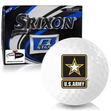 Srixon Q-Star US Army Golf Balls