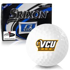 Srixon Q-Star Virginia Commonwealth Rams Golf Balls