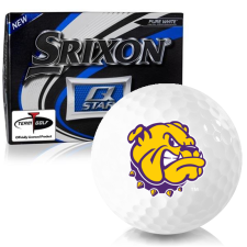 Srixon Q-Star Western Illinois Leathernecks Golf Balls