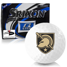 Srixon Q-Star Army West Point Black Knights Golf Balls