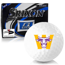 Srixon Q-Star Williams College Ephs Golf Balls