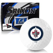 Srixon Q-Star Winnipeg Jets Golf Balls
