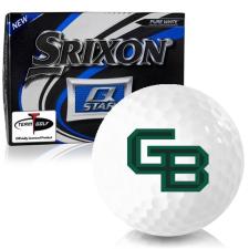Srixon Q-Star Wisconsin Green Bay Phoenix Golf Balls