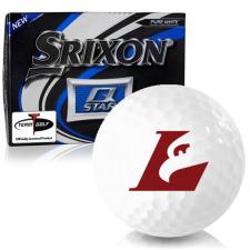 Srixon Q-Star Wisconsin La Crosse Eagles Golf Balls