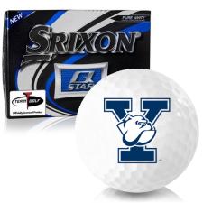 Srixon Q-Star Yale Bulldogs Golf Balls