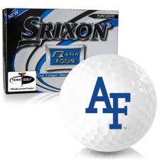 Srixon Q-Star Tour 3 Air Force Falcons Golf Balls