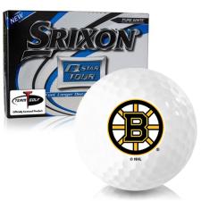 Srixon Q-Star Tour 3 Boston Bruins Golf Balls