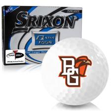 Srixon Q-Star Tour 3 Bowling Green Falcons Golf Balls
