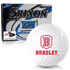 Srixon Q-Star Tour 3 Bradley Braves Golf Balls