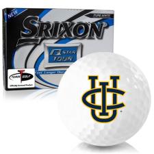 Srixon Q-Star Tour 3 Cal Irvine Anteaters Golf Balls