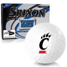 Srixon Q-Star Tour 3 Cincinnati Bearcats Golf Balls