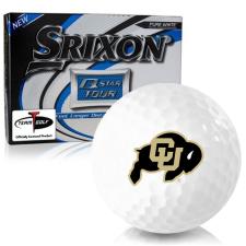 Srixon Q-Star Tour 3 Colorado Buffaloes Golf Balls