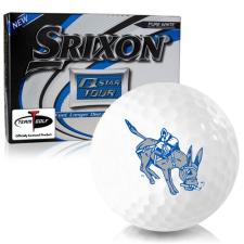 Srixon Q-Star Tour 3 Colorado School of Mines Orediggers Golf Balls