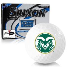 Srixon Q-Star Tour 3 Colorado State Rams Golf Balls