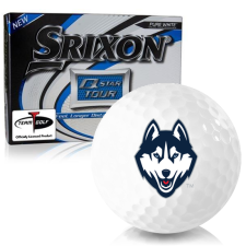 Srixon Q-Star Tour 3 UConn Huskies Golf Balls