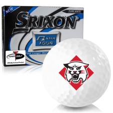 Srixon Q-Star Tour 3 Davidson Wildcats Golf Balls