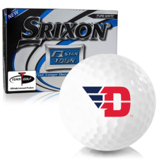 Srixon Q-Star Tour 3 Dayton Flyers Golf Balls