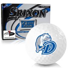Srixon Q-Star Tour 3 Drake Bulldogs Golf Balls