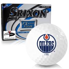 Srixon Q-Star Tour 3 Edmonton Oilers Golf Balls