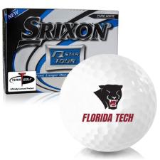 Srixon Q-Star Tour 3 Florida Tech Panthers Golf Balls