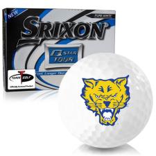 Srixon Q-Star Tour 3 Fort Valley State Wildcats Golf Balls