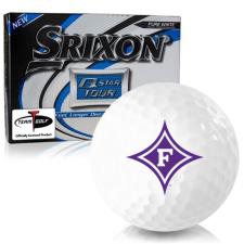Srixon Q-Star Tour 3 Furman Paladins Golf Balls
