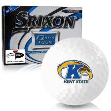 Srixon Q-Star Tour 3 Kent State Golden Flashes Golf Balls