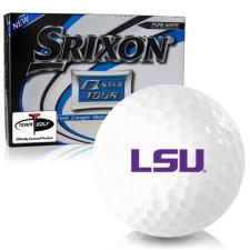 Srixon Q-Star Tour 3 LSU Tigers Golf Balls