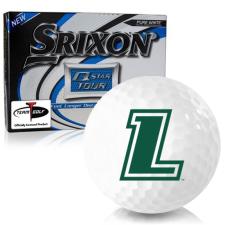 Srixon Q-Star Tour 3 Loyola Maryland Greyhounds Golf Balls