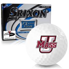 Srixon Q-Star Tour 3 UMass Minutemen Golf Balls