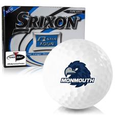 Srixon Q-Star Tour 3 Monmouth Hawks Golf Balls