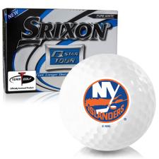 Srixon Q-Star Tour 3 New York Islanders Golf Balls